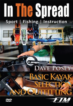 kayak fishing outfitting in the spread videos